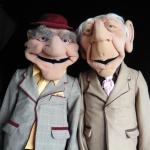 Marionnettes en mousse Annaïc Penon