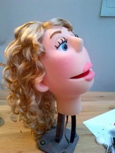 Marionnettes en mousse Puppet Ink