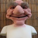 Marionnette mousse Annaïc Penon