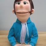 marionnette sculpté par Annaïc Penon