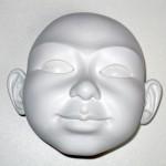 Marionnette en résine Annaïc