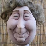 Marionnette en mousse Annaïc Penon