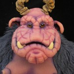 Marionnette en mousse Cyril Valade