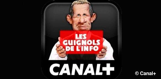 "1999 à 2017  Les ""Guignols de l'Info"""