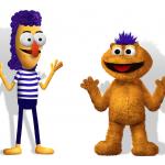 Cyril Valade , Annaïc Penon, marionnette Sosh
